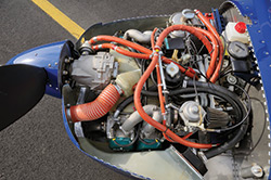 Van's RV-12 ROTAX 912ULS engine