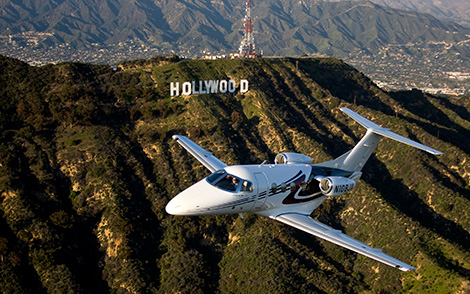 Luketic plans to make a Phenom 100 his camper when he's done in Hollywood.