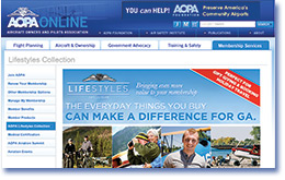 AOPA Lifestyles Collection