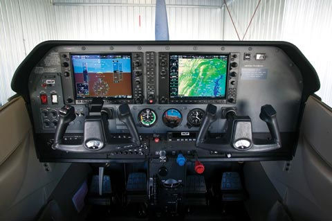 Technique: Quick tips for the G1000 - AOPA
