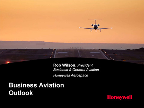 Honeywell Business Aviation Outlook 2011