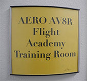 Aero AV8R Flight School
