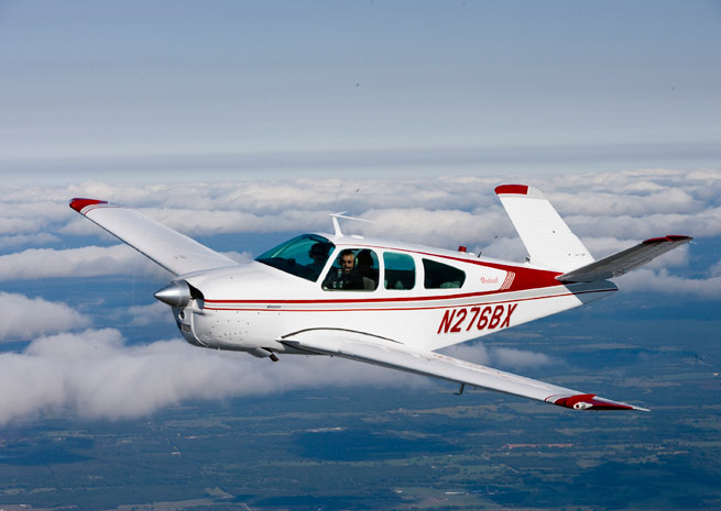 New bill would expand the driver's license medical standard to most single-engine aircraft, like the Beech Bonanza, as well as light twins.