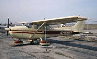 lexington flying club plane