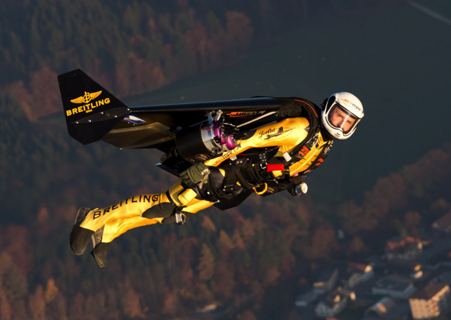 Jetman coming to Oshkosh, Reno.