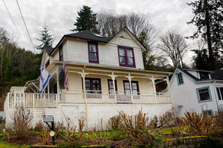 House where 'The Goonies' was filmed
