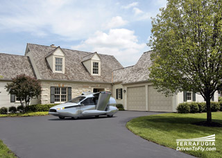 A flying car in every driveway?