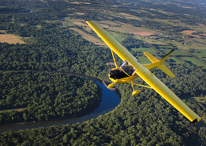 AOPA believes that older airplanes updated from tip to tail may be one way to bring down the cost of flying for more people.