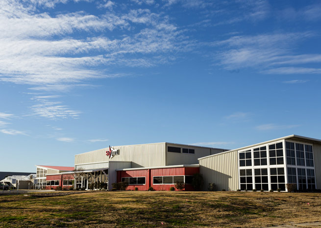 Check out Redbird Skyport during the AOPA Fly-In at San Marcos Airport on April 26.