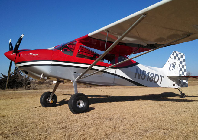 Look for the Rans  S-20LS to be certified as a light sport aircraft by mid-summer.