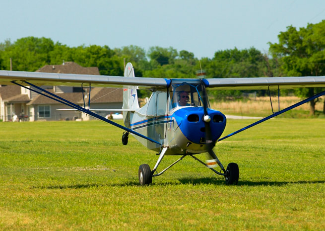 Tips for transitioning to tailwheels.
