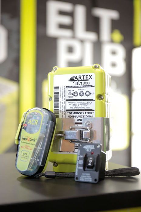 ACR Electronics has added the Artex ELT 1000 to its product line that also includes rescue beacons and survival gear.
