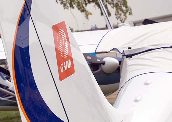 Second-quarter shipment figures were released from GAMA at EAA AirVenture.