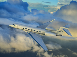 The G600's first flight should come in 2017, with certification and first deliveries happening in 2018 and 2019, respectively. Image courtesy Paul Bowen Photography Inc.