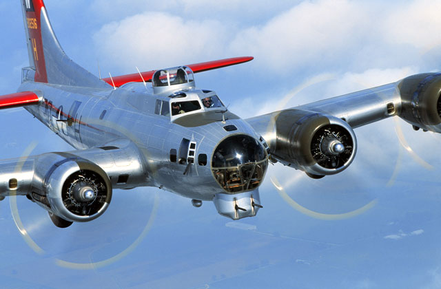 Warbird fans can experience a part of American history by booking a flight on the Experimental Aircraft Association's B-17 Flying Fortress Aluminum Overcast, hosted by EAA Chapter 524.