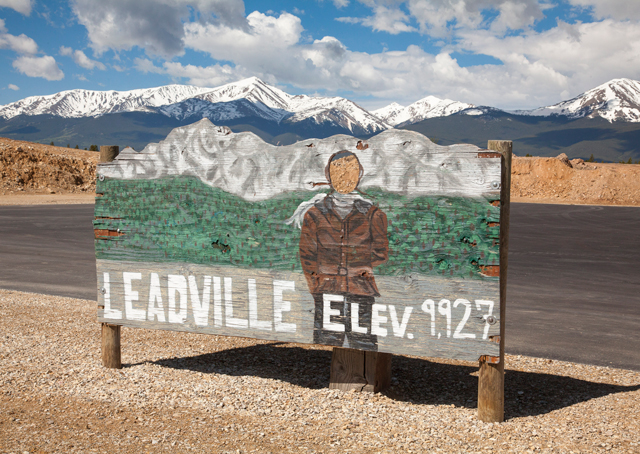 "Pilots who fly in to Leadville-Lake County Airport get a certificate recognizing them for ""having demonstrated the ability in navigating the skyways of the Rocky Mountains"" and landing at North America's highest airport. Photo by Jim Van Namee."
