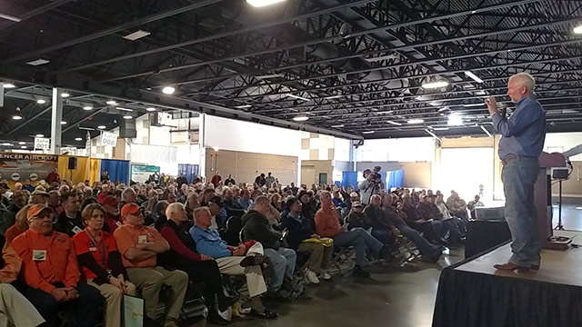 AOPA President Mark Baker told pilots at the Northwest Aviation Conference that he was optimistic about the chances of seeing third class medical reform become a reality thanks to the support of members of Congress.