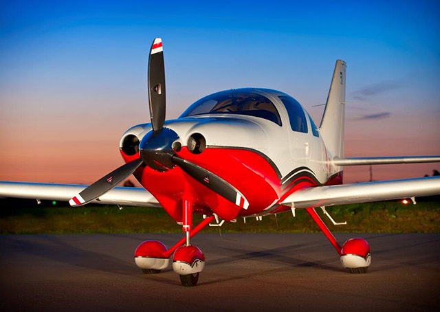 Cessna TTx customers will get an improvement in useful load of 35 pounds and a smoother ride from  McCauley propellers, according to Textron Aviation.