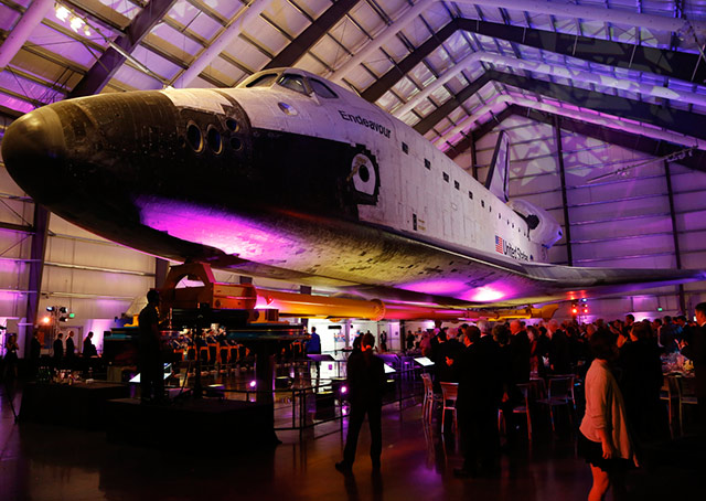 The 2015 Endeavor Awards were held May 30 at the Los Angeles Science Center.
