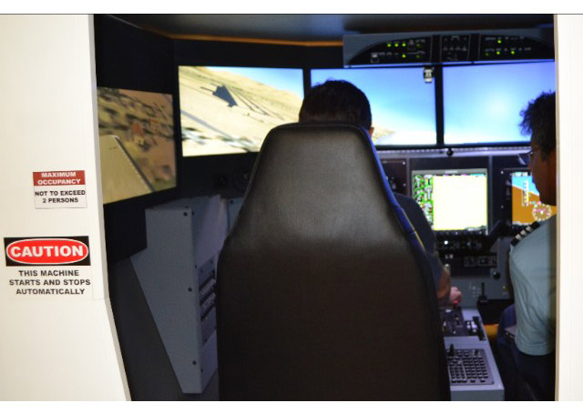 Legacy Flight Training's Scottsdale, Arizona, location now has a full-motion Piper Meridian flight simulator from Redbird Flight Simulations.