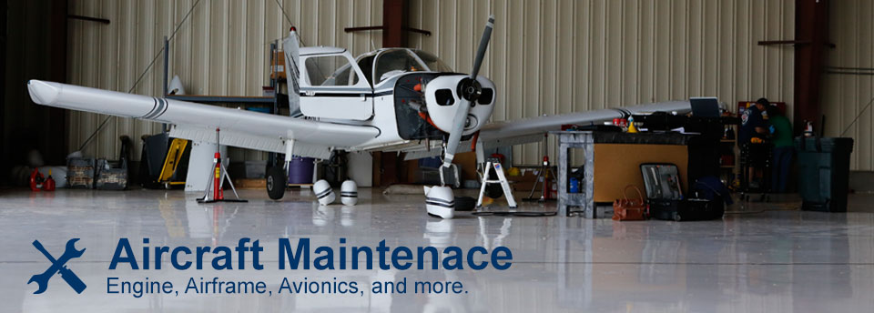 aircraft maintenance for engine airframe avionics and more