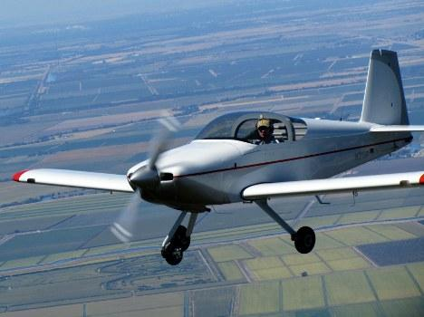 Aircraft Spotlight RV7A A2A