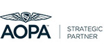 AOPA Strategic Partner logo