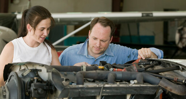 Guide To Aircraft Inspections Aopa