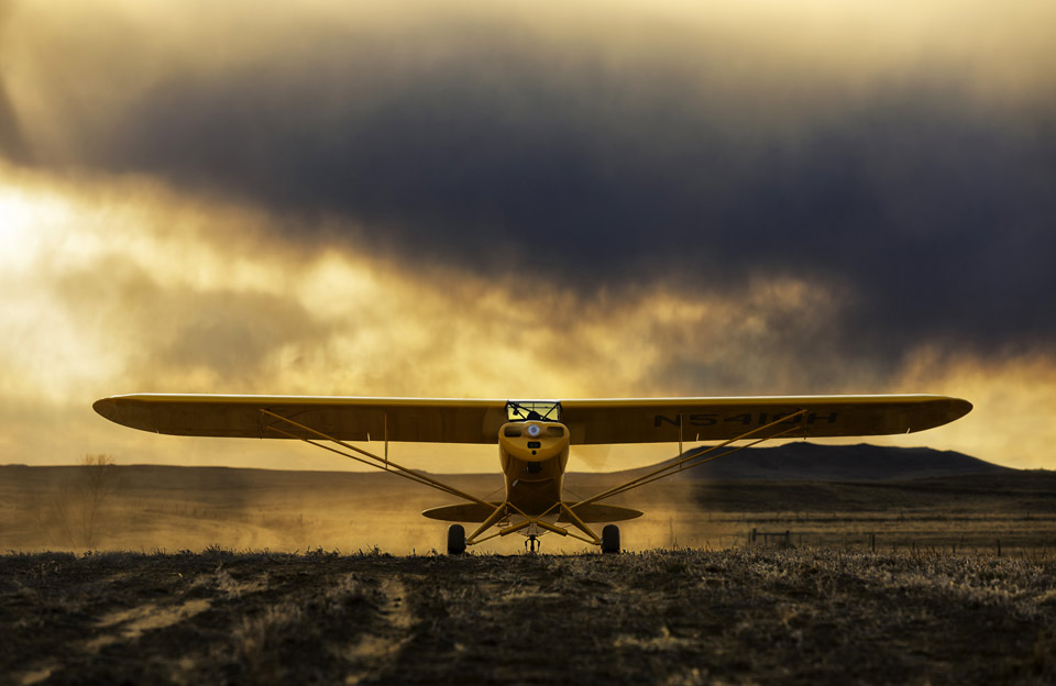 Read more about the restoration of the Super Cub in the July 2014 issue of AOPA Pilot.