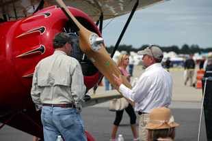 Fly-in wrap-up