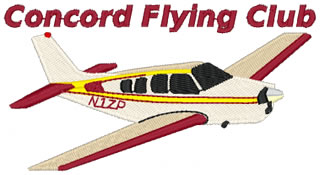 concord flying club logo