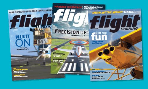 Flight Training Magazines