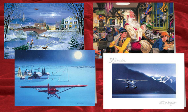 AOPA Foundation Holiday Cards