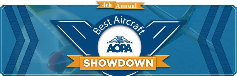 AOPA Best Aircraft Showdown