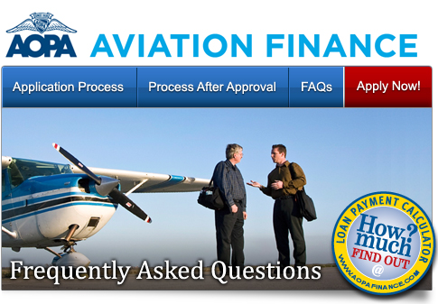 aviation financing faq