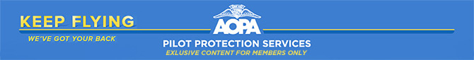 AOPA Pilot Protection Services