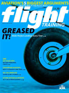 'Flight Training' magazine