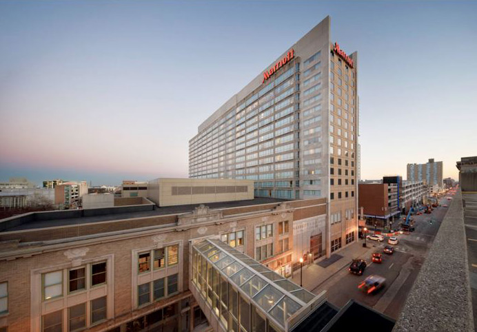Louisville Marriott Downtown - external